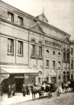 The opera House around 1900